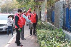 淄博市生态环境质量控制服务中心积极