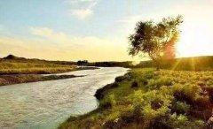 干涸消失约三百年的哈拉奇湖重现敦煌