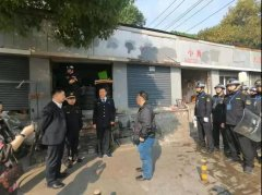武汉市武昌区中南路街严控大气污染,