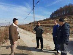 长白山生态环境局开展污染防治攻坚201