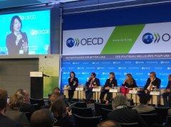 中财大绿金院专家受邀参加OECD绿色金融与投资论坛