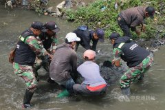 世界最脏河水可饮用 印尼争取2025年建成干净家园