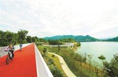 杭州市全面完成绿道建设回迁安置等民