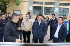 浙江省生态环境厅到义乌市调研治水工
