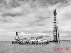 总投资60亿元的福清海坛海峡海上风电