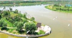 郑州市贾鲁河有了保护条例 在贾鲁河禁