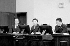 广西:大检察官出庭办理公益诉讼案件