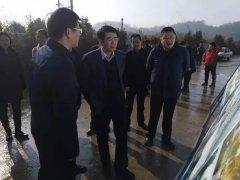 南京市领导检查雨花台区中央环保督察