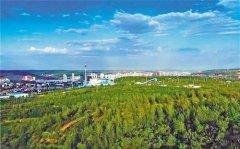神东煤炭集团:实现煤炭开采与生态环