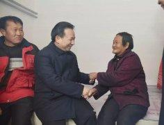 生态环境部部长赴围场、隆化两县开展定点扶贫慰问调研并召开座谈会