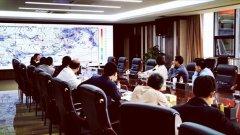 杨柳同志到广州市环境监测中心站开展