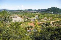 百万亩造林打造优美北京