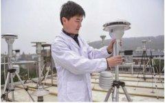 空中遥感卫星给大气拍CT 湖北空气监测