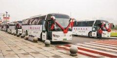 全国首批燃料电池客车在武汉运营 同类