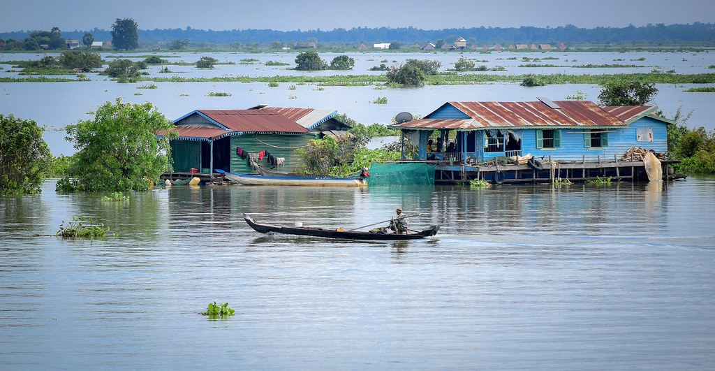 湄公河开发酿生态危机 柬埔寨淡水渔业恐崩盘
