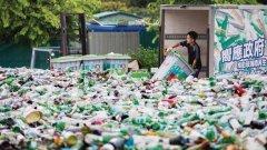 香港环保署重新回收玻璃瓶?处理方式:应情