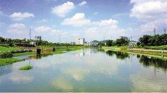 深圳市茅洲河宝安段实现河畅水清岸绿景美