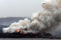 澳洲野火已烧掉一个韩国的面积 灾情恐持续升温