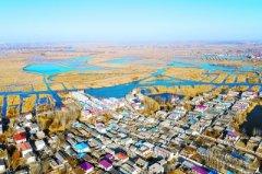 """村庄污水100%收集处理  """"华北明珠""""白洋淀"""