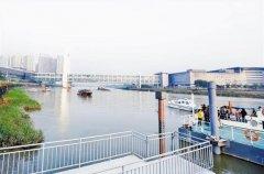 深圳河水质达37年来最好水平