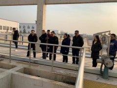 肇庆市政府考察团赴高阳、北京参观中信环境MBR项目