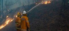 """世界气象组织:气候变化""""毫无疑问""""是澳大利亚火灾的"""