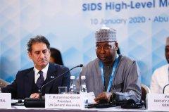 联大主席班迪:小岛屿发展中国家面临严峻气候威胁 无