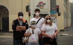 澳大利亚史上最严重山火:不仅烤焦5亿