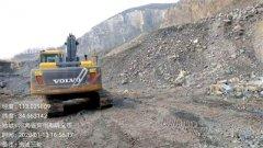 易燃废料露天堆放,矿石大面积裸露…