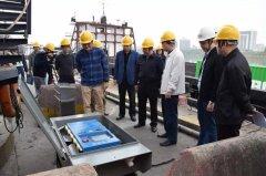 江门市领导开展大气污染防治工作督导