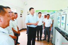 阳江市生态环境系统坚持打好污染防治攻坚战 推动阳江