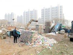 别让垃圾煞风景 郑州市经开区、管城区