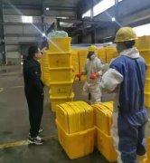 武汉医废应急处置中心6月扩容完成 江城医废日处理能力将达110吨