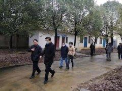九江市生态环境局党委书记、局长陈世超一行