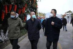 四川省生态环境厅厅长现场检查省内最大规模