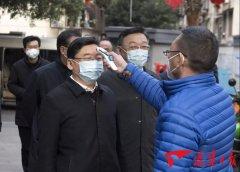 福建省委书记于伟国到福州实地检查推