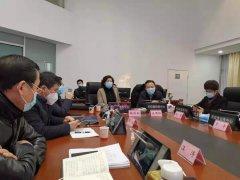 安徽省生态环境厅厅长徐恒秋督导合肥市新型