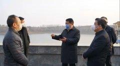 河南省生态环境厅厅长到郑州调研水污