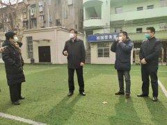九江市生态环境局调研中心城区大气污
