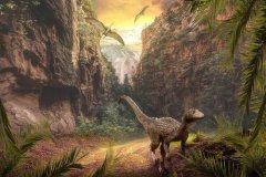 研究:行星撞地球之前 恐龙已面临大气汞污染
