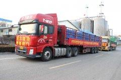 52吨消毒酒精驰援襄阳、荆门