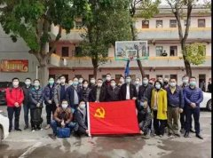 汕头市生态环境局派出党员干部 支援潮