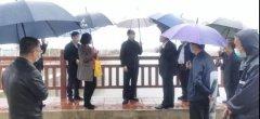 汕头市领导赴潮南区检查练江流域重点