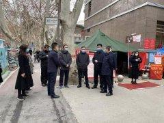 郑州市生态环境局党组书记潘冰深入中