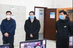北排集团领导深入基层调研疫情防控工作 慰问一线在岗