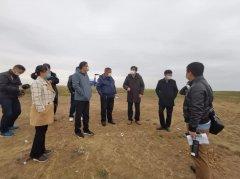 九江市生态环境局深入鄱阳湖水域调研