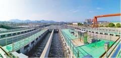 中信环境融元水厂运营质量在省级考评