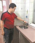 这家自来水厂投产一周年,提升广州供水