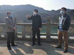 九江市生态环境局检查庐山管理局饮用