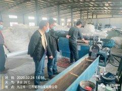九江市大气污染防治指挥部深入濂溪区